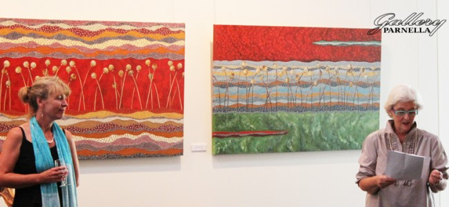 Deborah Salter Oosterloo Exhibition runs till the end of Easter
